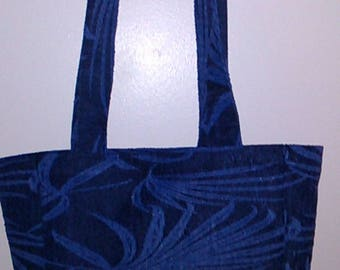 Blue Eco Friendly Bag