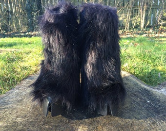 Hoof Boots - made to order in any colour! Please see description before purchase.