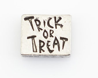 Trick or Treat Floating Charm
