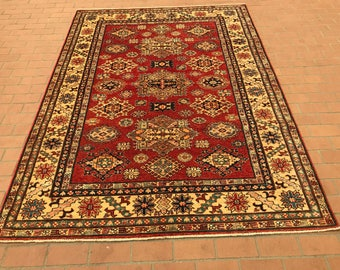 Beautiful Super Kazak rug