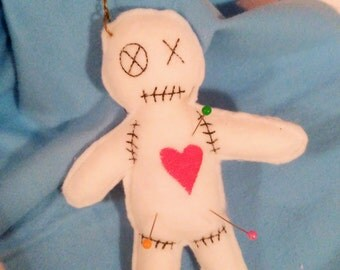 Voodoo Doll, Spell Doll, Adults Doll, Ith Embroidered Doll, Spells, Hanging Decor, Spiritual Doll, Girls Doll, Voodoo,