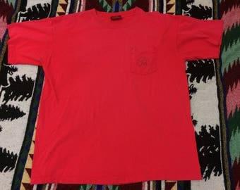 Vintage Marlboro Cigarettes Adventure Time Pocket T-Shirt One Size fits all