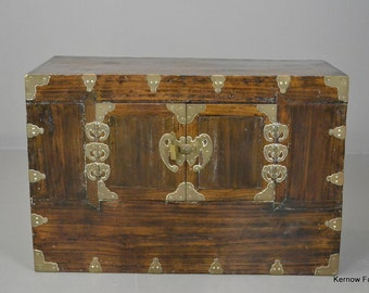 Chinese Storage Cabinet Chest