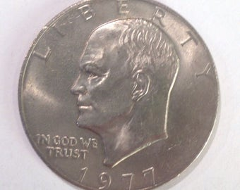 1978 Eisenhower Dollar Coin