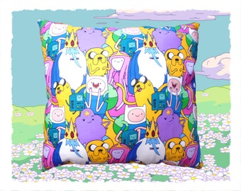 Adventure Time Cushion