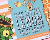The Little Lemon that Leapt | Softbound Children's Book