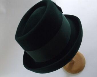 vintage 1950s French ladies hat, Chapeau Jaqueline