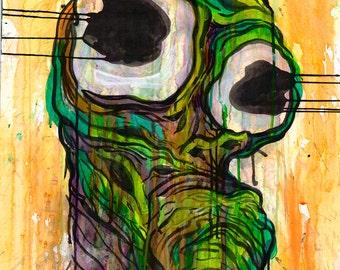 Skito Dude Watercolor