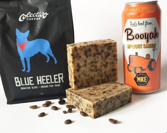 Brew City Blend: Limited Edition Beer+Coffee Soap