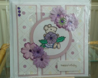 LC191 - Female Birthday Card