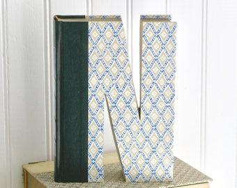 Vintage Reader's Digest Book Letter N