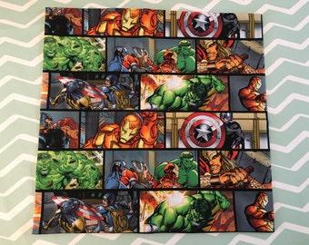 Marvel comic cushion cover