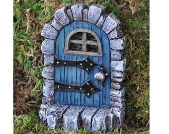 Mini Medieval Fairy Door