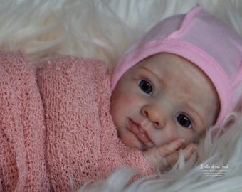 Little Rosa custom made newborn to your preferences