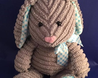 New Bunny for Monogramming for your special little person.