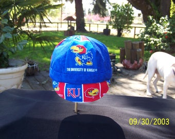 Babies (Boys or Girls) University of Kansas Baseball Cap