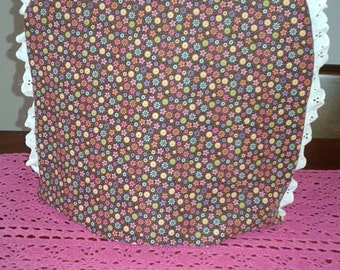 Brown country tea cozie for tea pot pinklady cottage