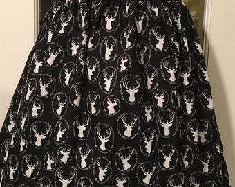 Oh Deer-y Skirt