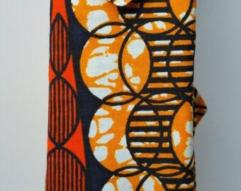 Travel Party Wrist Purse -African print Wrist wallet-Ancara Wristlet-Velcro-Cuff-Bracelet-Womens wallet