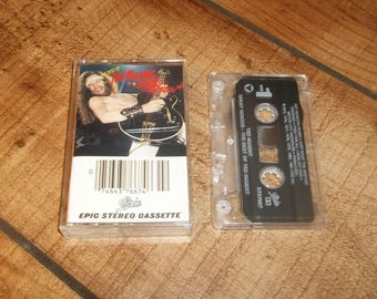 Ted Nugent Cassette Tape, The Best Of Great Gonzos ,Classic Live Hits Collection, Cat Scrathch Fever, Stranglehold, Wango Tango