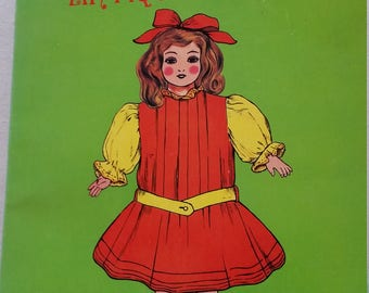 Costumes for your antique dolls