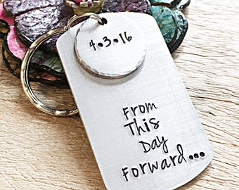Sobriety Gift, Sobriety Keychain, Sobriety Anniversary, NA Sobriety, Recovery Gift, Addiction Recovery, 12 Steps, Encouragement Gift