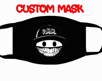 Custom Mask!
