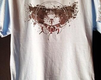 Inked Parasite - Metroid Samus inspired tee shirt - Men Women shirts - Oversize shirt 3XL 4XL