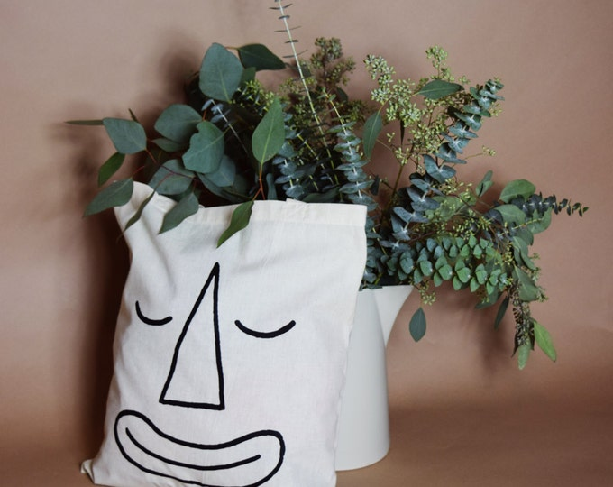 Oscar Cotton Canvas Tote