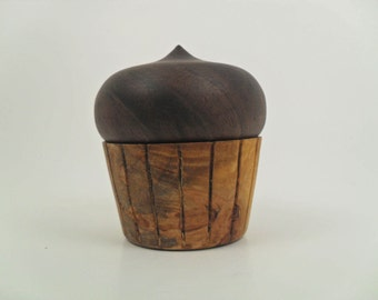 Chocolate Cupcake Box