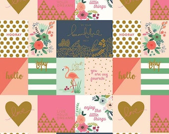 On Trend Notecards in Multi by My Mind's Eye for Riley Blake Designs