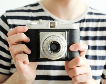 Vintage Agfa Isola analog camera - Lomography, photography, travel, festivals, wanderlust
