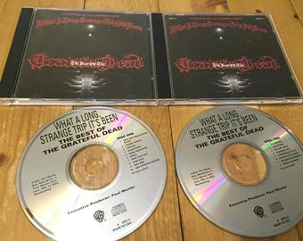 Grateful Dead - What A Long Strange Trip It's Been 2 CD Best of Set