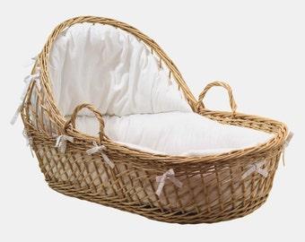 Moses Basket Shi-Shhhhiu