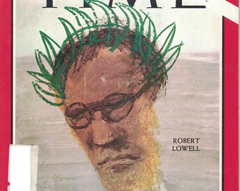 TIME CANADA ~ 1967/06/02 ~ Robert Lowell