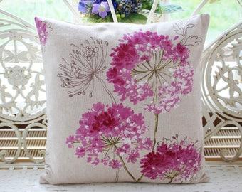 Pillowcase flowers