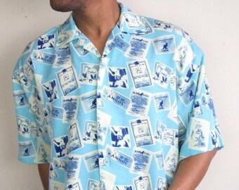 Vintage Kangol Shirt