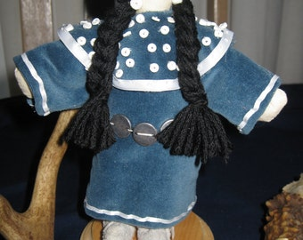 Native American Lakota Doll
