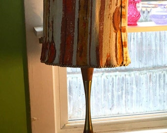 Mid Century Lamp Shade