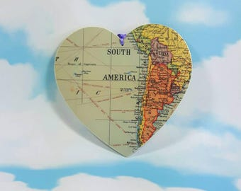 Custom Map Hearts