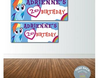 My Little Pony, Banner
