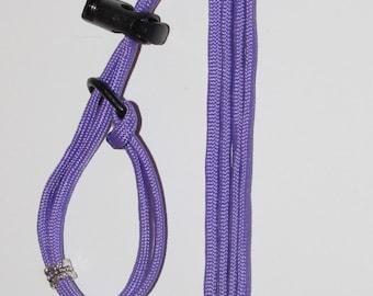 Purple Bearded Dragon Small Animal Harness/Leash