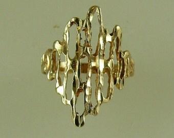 Yellow Gold 14k Ring