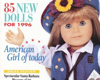 Doll Reader Magazine May 1996