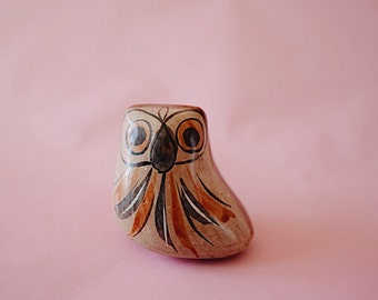 Owl #5 | Vintage | Ceramic | The Owl Collection