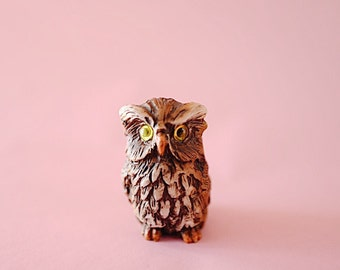 Owl #7 | Vintage | Ceramic | The Owl Collection
