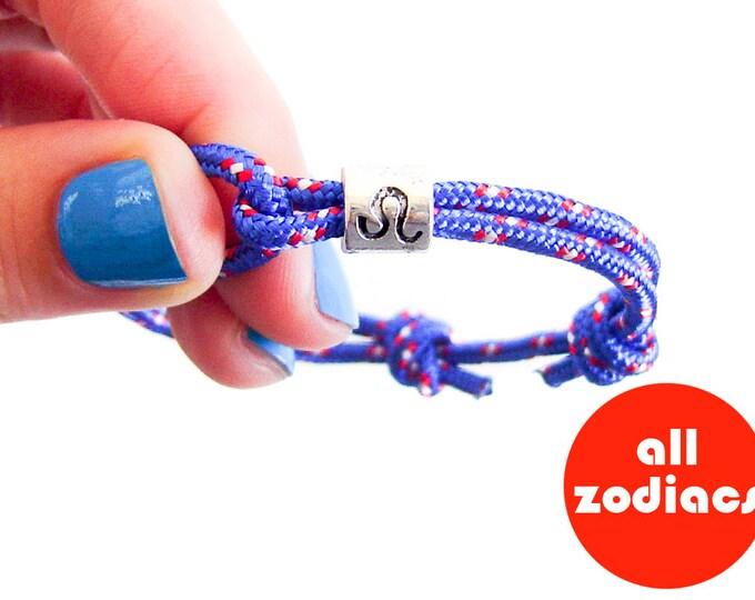 Gift Ideas For Dad, Dad Jewelry, Dad Bracelet, Leo Bracelet, Leo Zodiac Jewelry