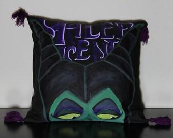 Maleficent | Sleeping Beauty Pillow