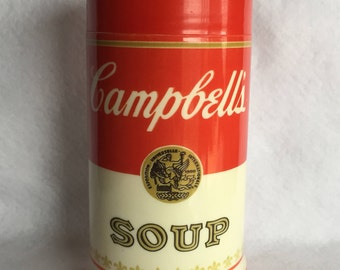 Vintage Campbell's Thermos