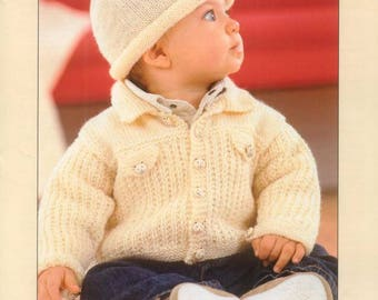 Baby Knitting Patterns. A Huge Collection, Over 100 Printable Patterns on Data Disc.